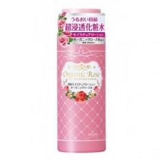 увлажняющий лосьон-уход с экстрактом розы meishoku organic rose moisture lotion