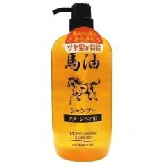 кондиционер для повреждённых волос junlove horse oil conditioner