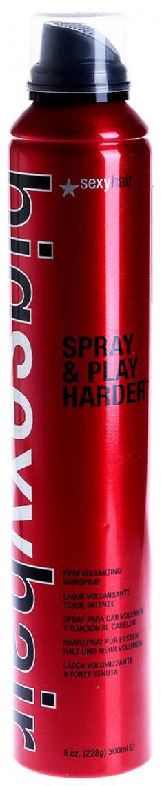 SEXY HAIR Спрей для дополнительного объема / BIG 300 мл