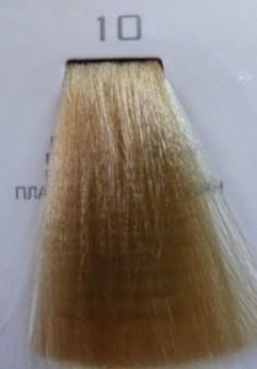 HAIR COMPANY 10 краска для волос / HAIR LIGHT CREMA COLORANTE 100 мл