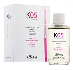KAARAL Жидкость направленного действия для волос / Gocce Azione Mirata K05 50 мл