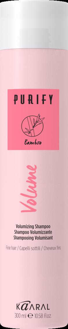 KAARAL Шампунь-объем для тонких волос / Volume Shampoo PURIFY 300 мл