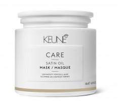 KEUNE Маска Шелковый уход / CARE Satin Oil Mask 500 мл