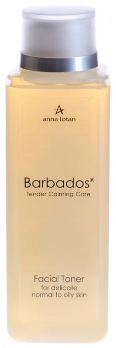 ANNA LOTAN Лосьон для чувствительной, жирной и комбинированной кожи лица / Facial Toner BARBADOS 200 мл
