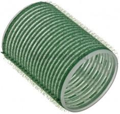 SIBEL Бигуди-липучки зеленые 48 мм 6 шт/уп