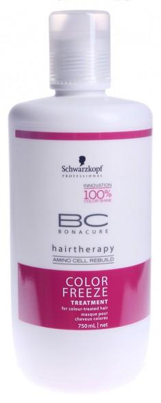 SCHWARZKOPF PROFESSIONAL Маска для окрашенных волос / BC pH 4.5 Color Freeze 750 мл