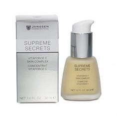 JANSSEN COSMETICS Концентрат регенерирующий с витамином С / Vitaforce C Skin Complex (Supreme Secrets) 30 мл