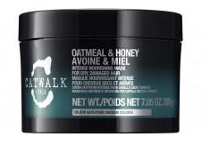 TIGI Маска интенсивная для питания сухих и ломких волос / CATWALK Oatmeal & Honey 200 мл