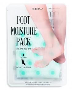 KOCOSTAR Маска-уход увлажняющая для ног / FOOT MOISTURE PACK MINT 16 мл