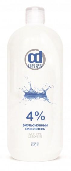 CONSTANT DELIGHT Окислитель эмульсионный 4% / Oxigent 1000 мл