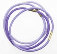 DEWAL BEAUTY Резинки для волос midi радуга синяя 8 шт