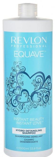 REVLON PROFESSIONAL Шампунь облегчающий расчесывание волос / EQUAVE INSTANT BEAUTY HYDRO 1000 мл
