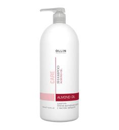 OLLIN PROFESSIONAL Шампунь с маслом миндаля против выпадения волос / Almond Oil Shampoo 1000 мл