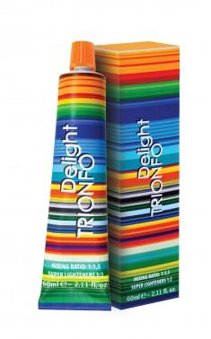 CONSTANT DELIGHT ДТ 4-29 крем-краска стойкая для волос, средне-коричневый пепельный фиолетовый / Delight TRIONFO 60 мл