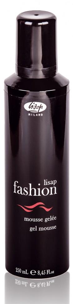 LISAP MILANO Мусс-гель для создания долговременного эффекта завитых волос / Gel Mousse FASHION EXTREME 250 мл