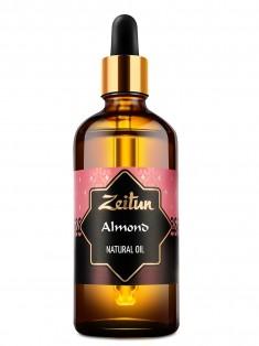 Натуральное растительное миндальное масло