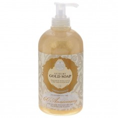 Nesti Dante мыло жидкое Anniversary Gold Soap Юбилейное золото 500мл