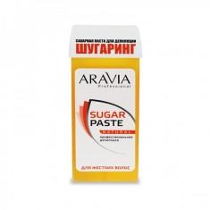 Aravia Паста сахарная для депиляции в картридже Натуральная мягкой консистенции 150г Aravia professional