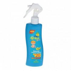 Африка кидс молочко солнцезащитное spf20 200 мл