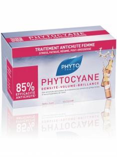 Фитосольба/Phyto Фитоциан Средство от выпадения волос 12 x 7,5 мл