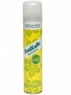 Batiste (Батист) Tropical Сухой шампунь с ароматом экзотических фруктов 200 мл
