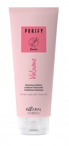 KAARAL Кондиционер-объем для тонких волос / Purify Volume Conditioner 75 мл