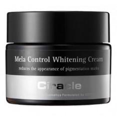 крем осветляющий  ciracle mela control whitening cream