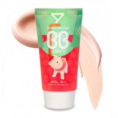 бб крем elizavecca milky piggy bb cream spf50+ pa+++