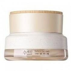 крем для яркости кожи вокруг глаз the saem sooyeran radiance eye cream