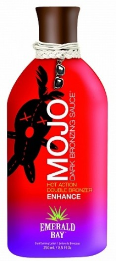 EMERALD BAY Лосьон для загара / Mojo Dark Bronzing Sauce 250 мл