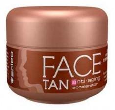 SOLEO Крем ускоритель загара для лица, шеи и декольте / Face Tan anti-aging accelerator 15 мл