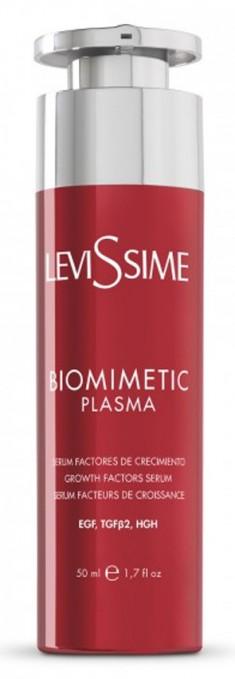LEVISSIME Сыворотка биомиметическая с факторами роста / Biomimetic Plasma Growth Factors Serum 50 мл