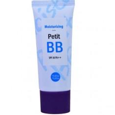 бб крем для лица увлажнение holika holika petit bb moisturising spf30 pa++