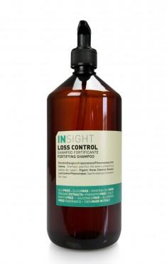 INSIGHT Шампунь против выпадения волос / LOSS CONTROL 900 мл