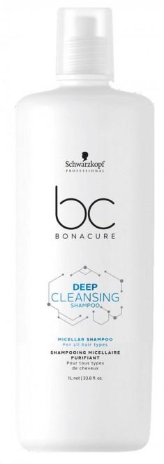 SCHWARZKOPF PROFESSIONAL Шампунь для глубокого очищения волос / BC Deep Cleansing 1000 мл