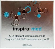 INSPIRA COSMETICS Диски-спонжи с AHA-кислотами для обновления и сияния кожи / INSPIRA MFA Expert+ 40 шт