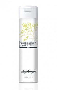 ALGOLOGIE Тоник очищающий матирующий для жирной и смешанной кожи 200 мл