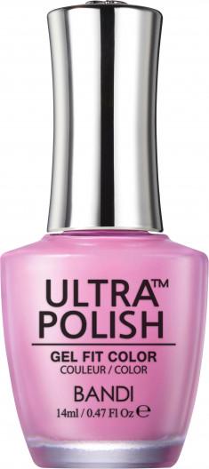 BANDI UP109 ультра-покрытие долговременное цветное для ногтей / ULTRA POLISH GEL FIT COLOR 14 мл