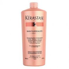 Kerastase Дисциплин Шампунь-ванна Флюидеалист без сульфатов для гладкости и легкости волос 1000 мл