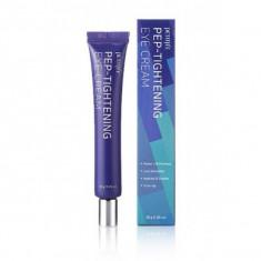 крем с лифтинг-эффектом для области вокруг глаз с пептидным комплексом petitfee pep-tightening eye cream