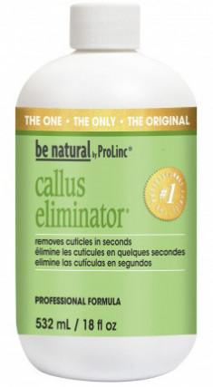 BE NATURAL Средство для удаления натоптышей / Callus Eliminator 538 г