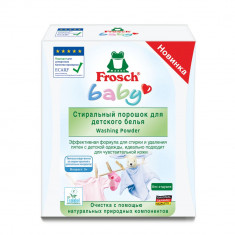 Frosch Стиральный порошок для детского белья 1,08кг