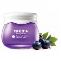 интенсивно увлажняющий крем с черникой frudia blueberry intensive hydrating cream