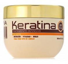 KATIVA Уход интенсивный восстанавливающий с кератином для поврежденных и хрупких волос / KERATINA 500 мл
