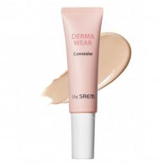 консилер для чувствительной кожи the saem derma wear concealer