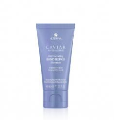ALTERNA Шампунь для мгновенного восстановления с комплексом протеинов / Caviar Anti-Aging Restructuring Bond Repair Shampoo 40 мл