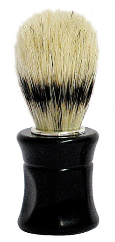 TITANIA Помазок мужской, черный (1701 B)