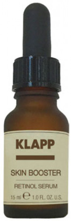 KLAPP Сыворотка для лица Ретинол / SKIN BOOSTER 15 мл