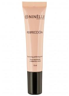 База под макияж с эффектом сияния Золотисто-персиковый NINELLE