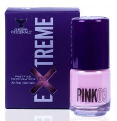 CHRISTINA FITZGERALD Лак для ногтей 03 / PINK EXTREME 15 мл